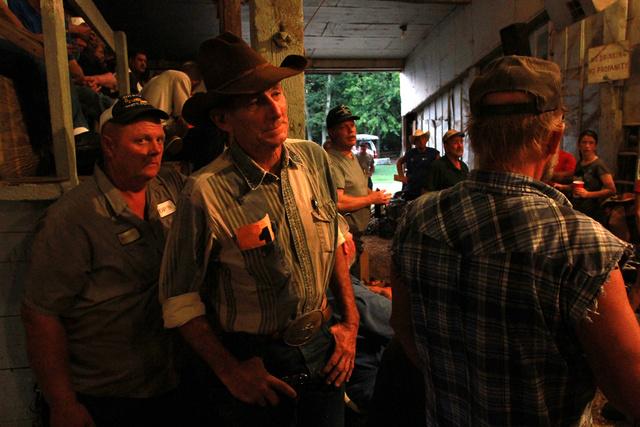 Livestock Auction - Pikeville NC