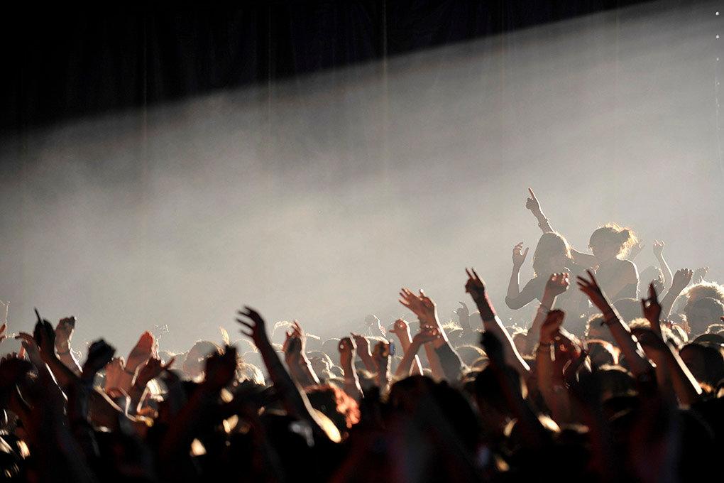 Fans - Paleo Festival Nyon - 2008
