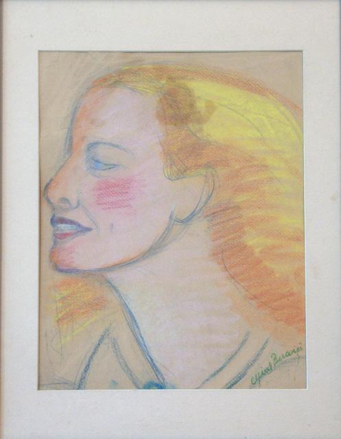 Study of Helen Gahagan Douglas