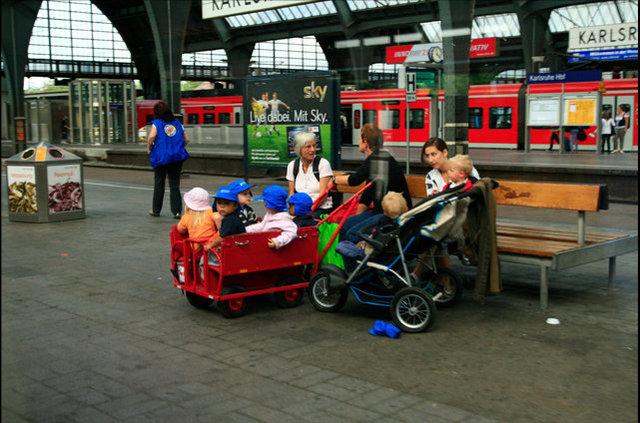 Karlsruhe, Alemania 2011
