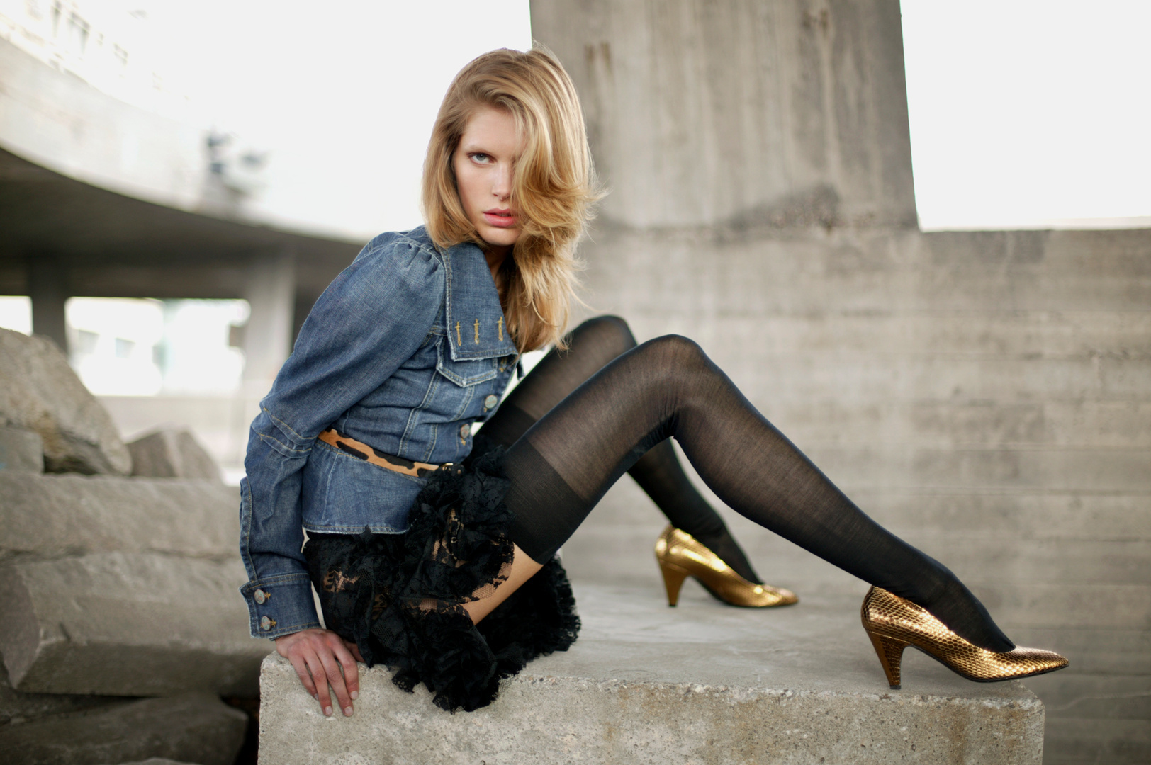 Iselin Steiro for Tique