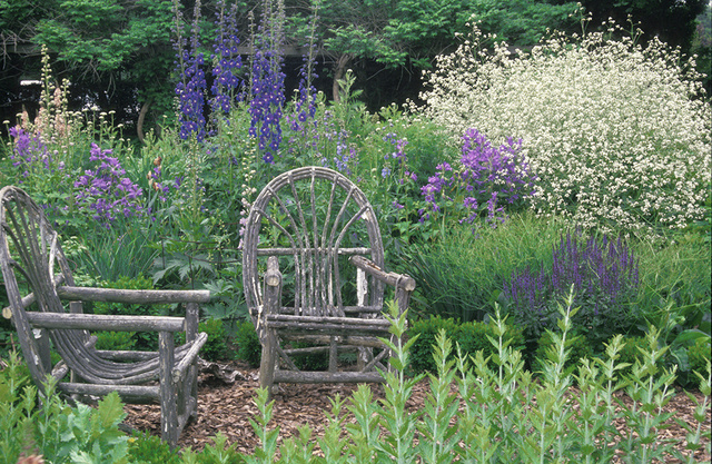 Private Amagansett garden