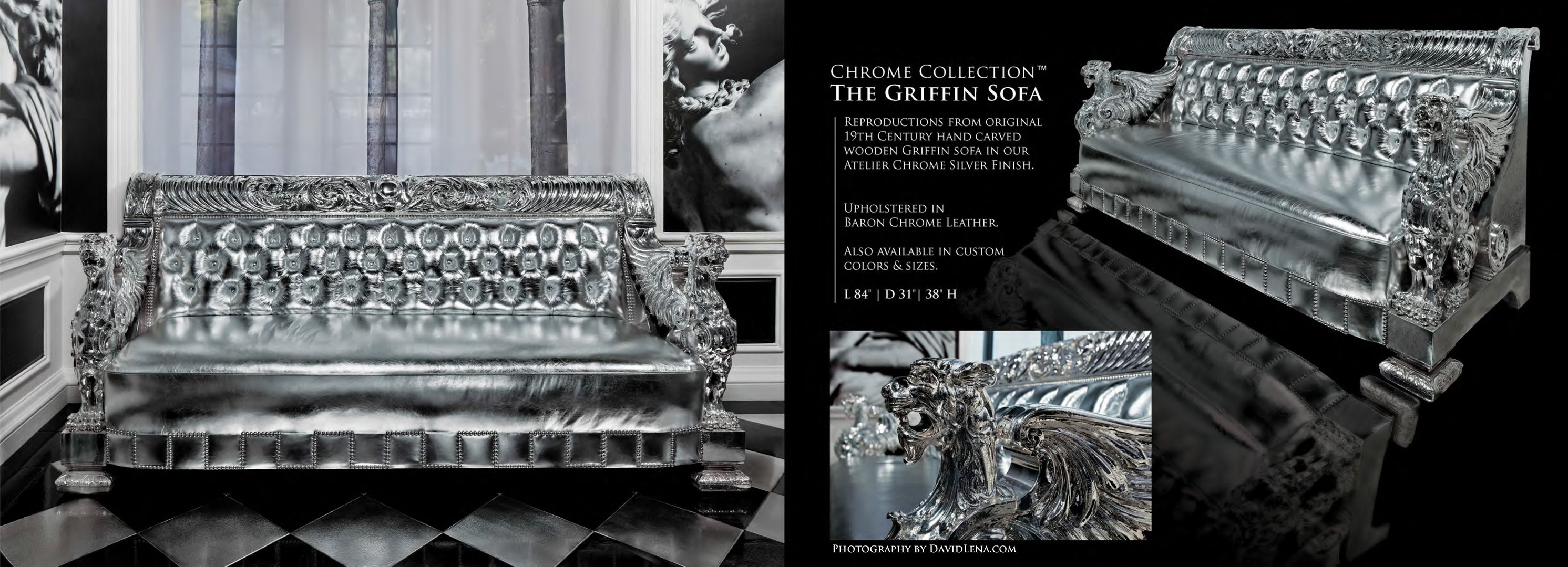 The Griffin Sofa