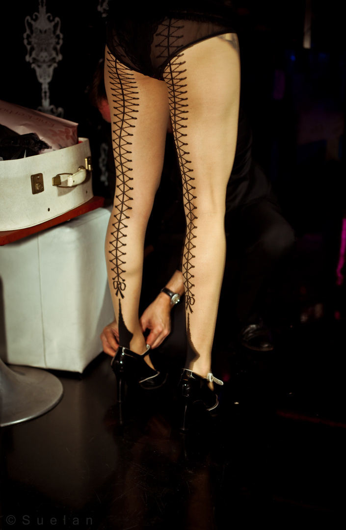 Diary of a Dominatrix...
