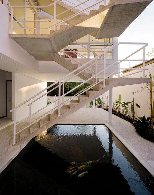 Casa Rua Alabarda - Arq. Affonso Risi