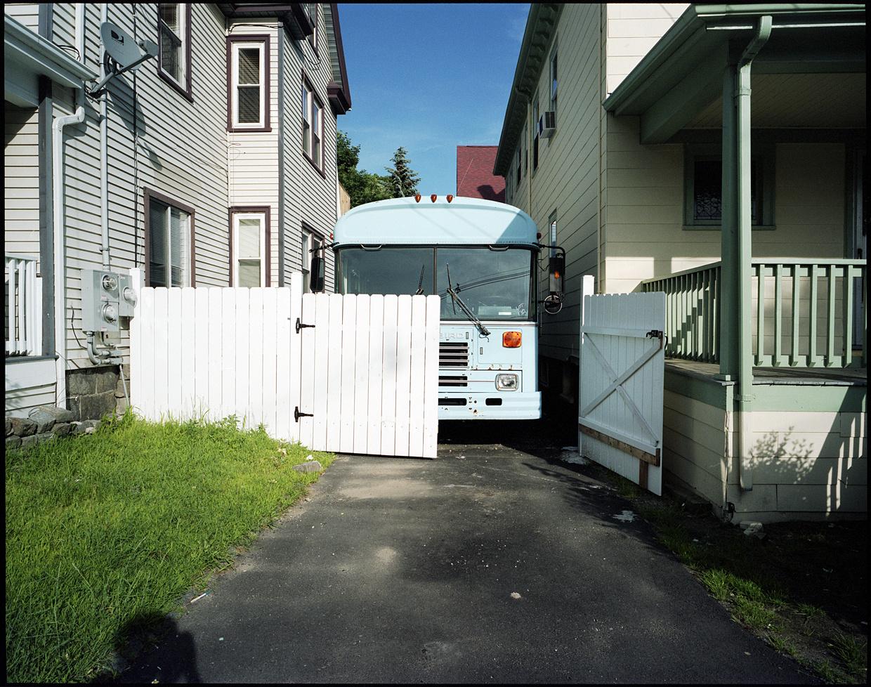 Roslindale, MA (bus)