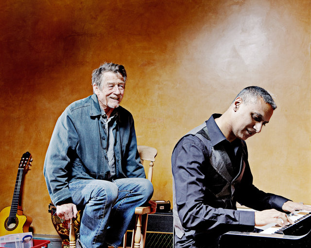 John Hurt & Nitin Sawhney, Milk Studios