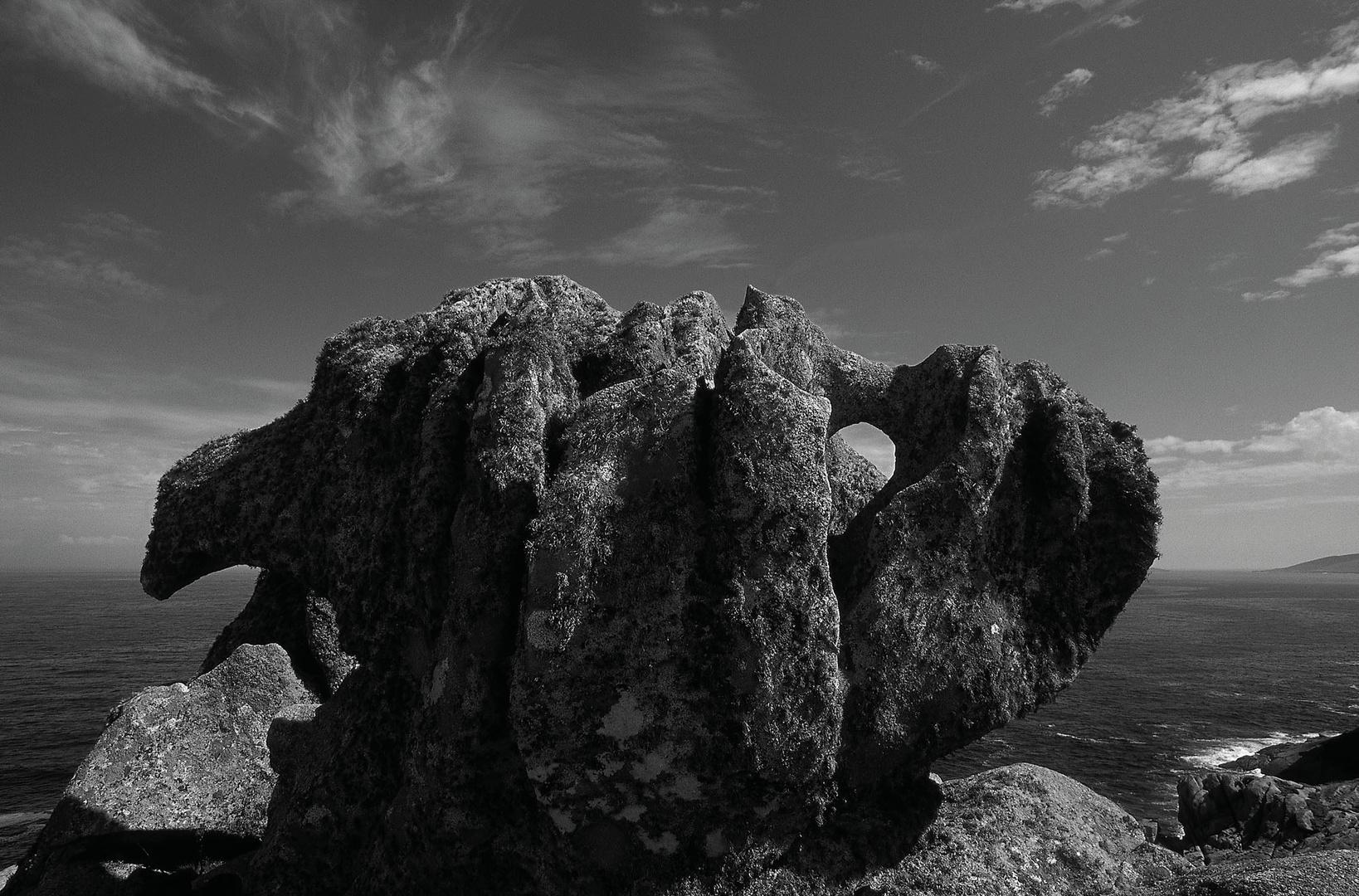 Punta Nariga, La Corogne