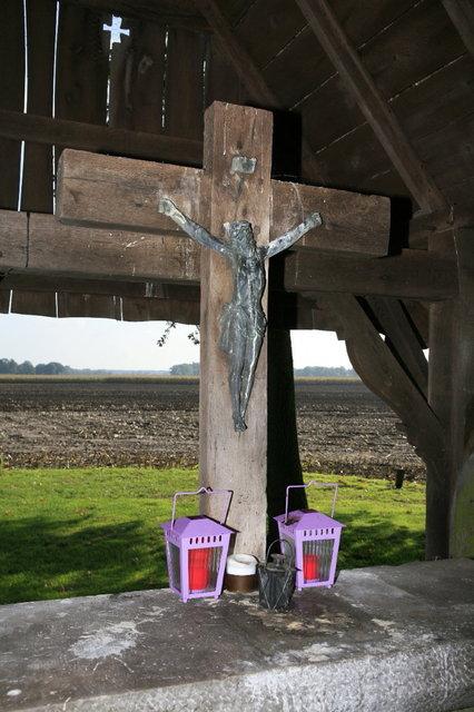 fleringen - kapel bij kroezeboom