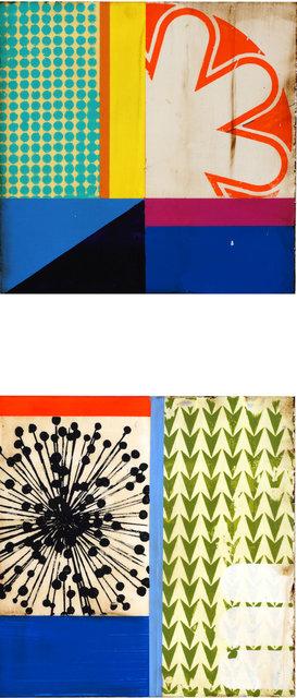28. small block paintings