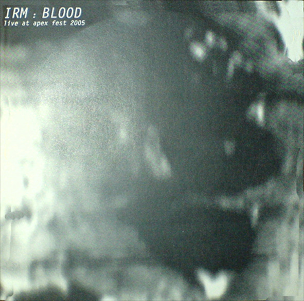 Blood: Live At Apex Fest 2005