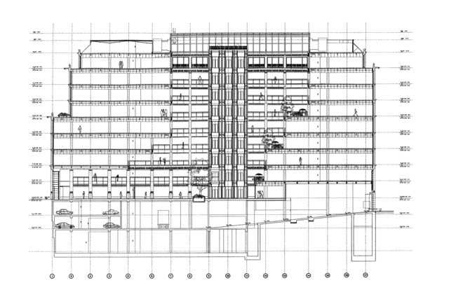Lloyds TSB - General Arrangement Section