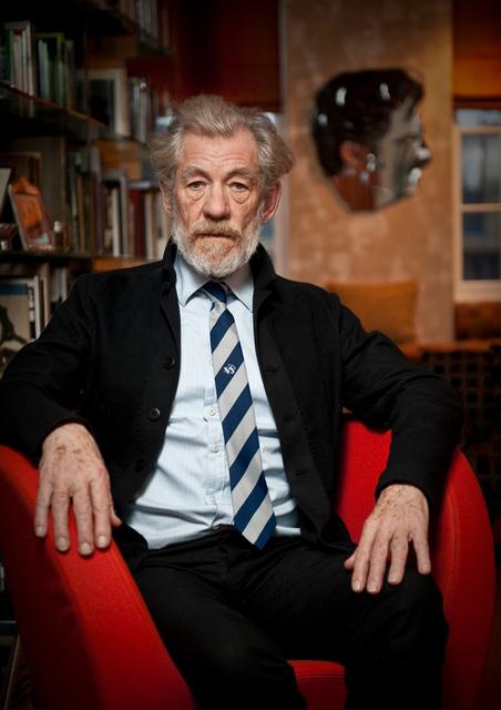 Sir Ian McKellen - Actor