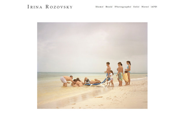Irina Rozovsky on Viewbook