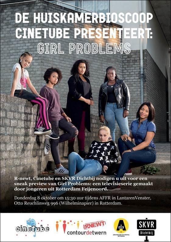 Girlproblems filmposter (SKVR)