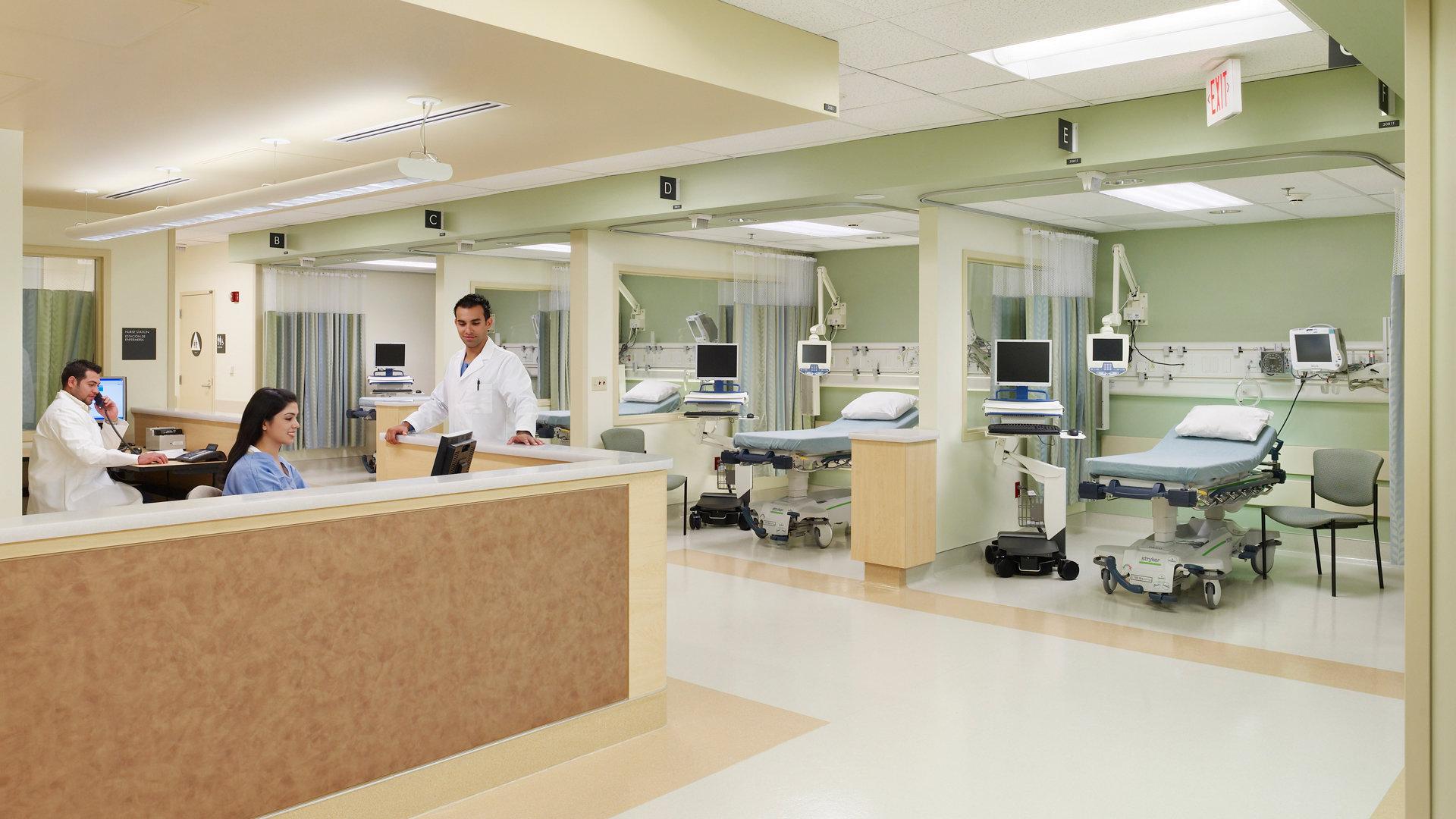 Patients Ward