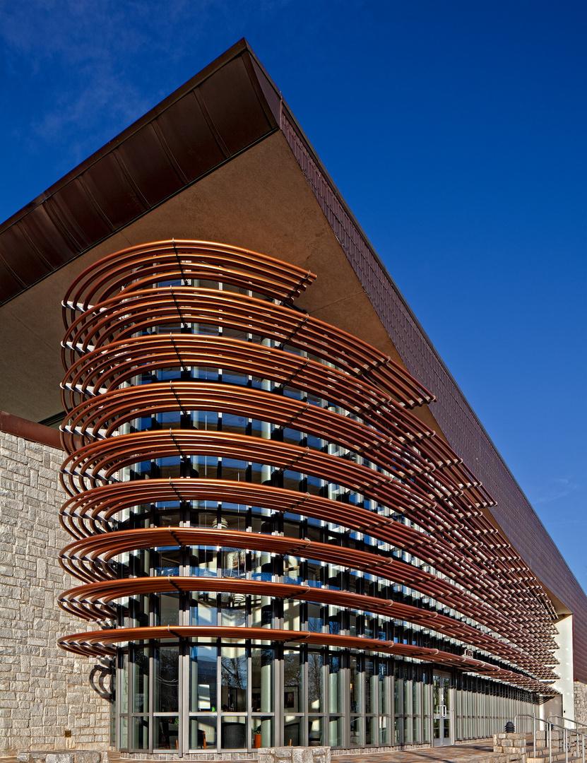 Copper Rails Building
