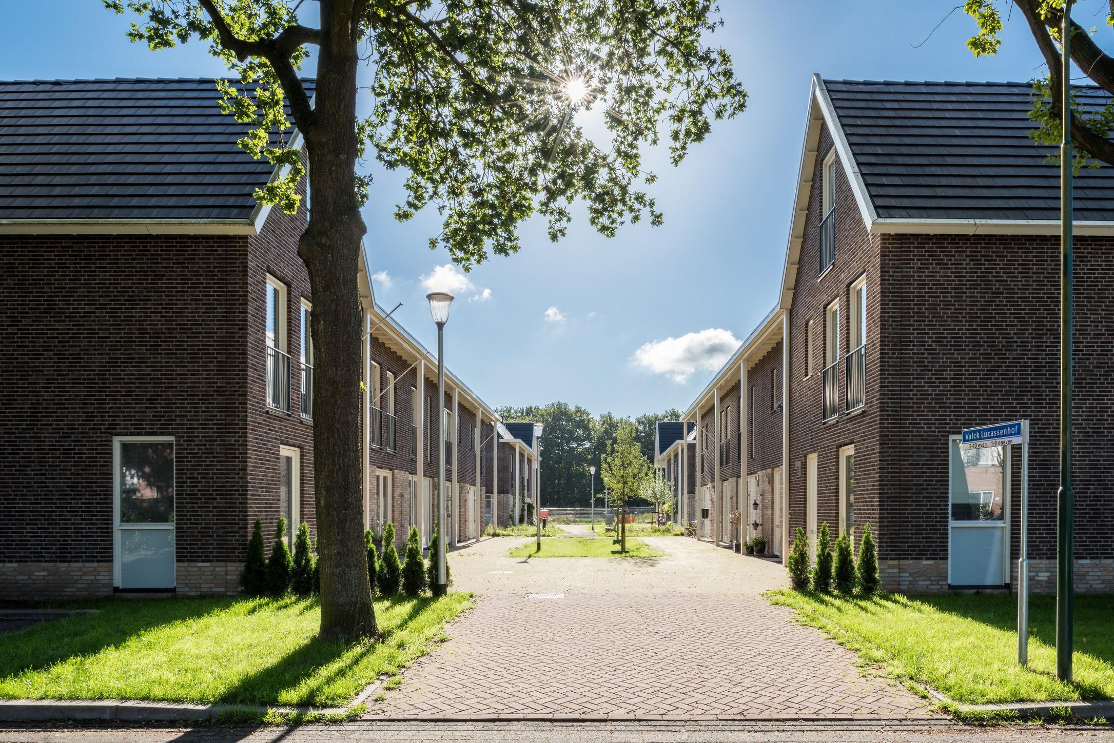 Hofwoningen, Driebergen i.o.v. Janssen De Jong Projectontwikkeling