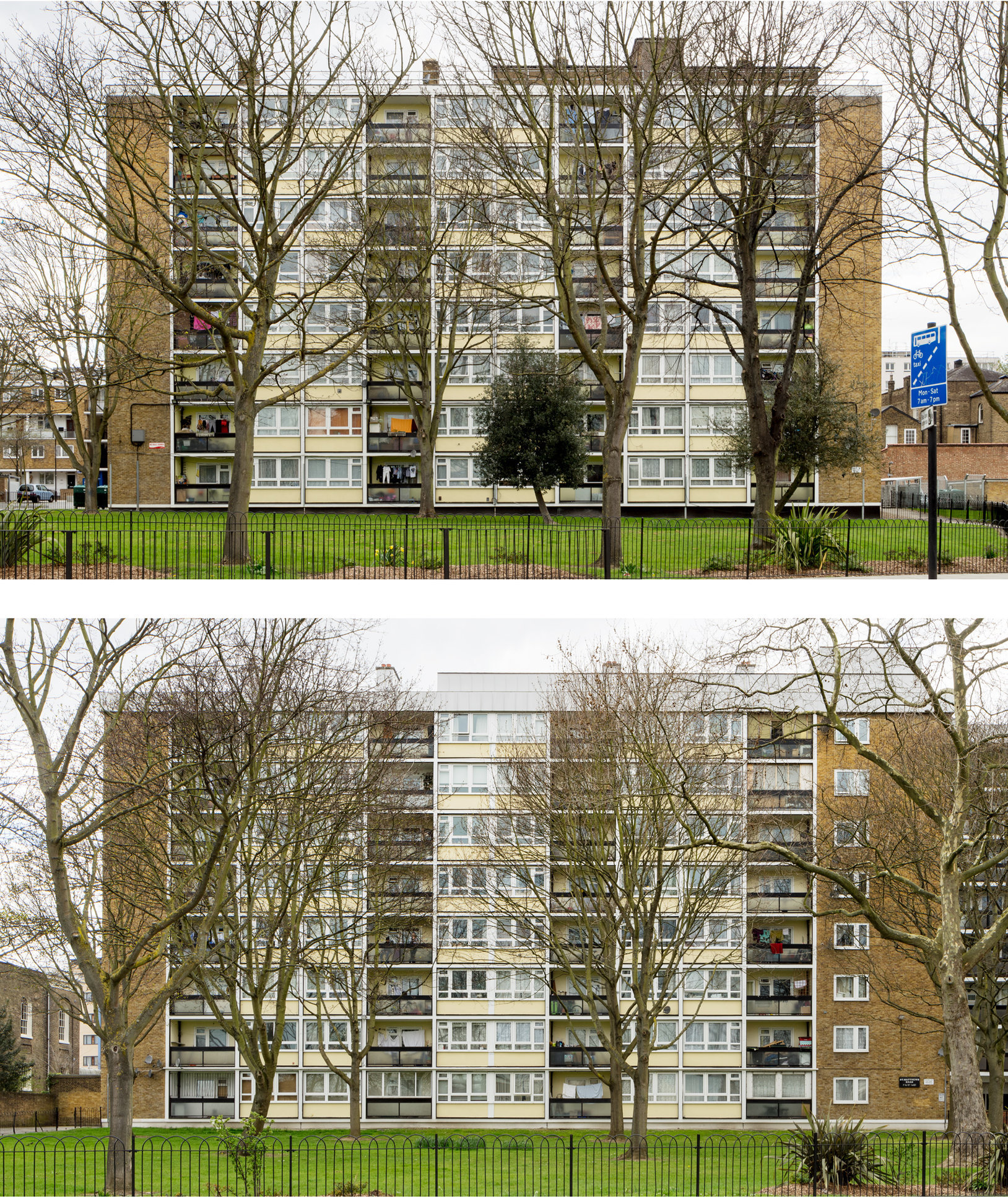 Saint Matthews Estate, Brixton