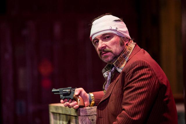 """Natalino Balasso in """"La Cativissima"""", actor"""