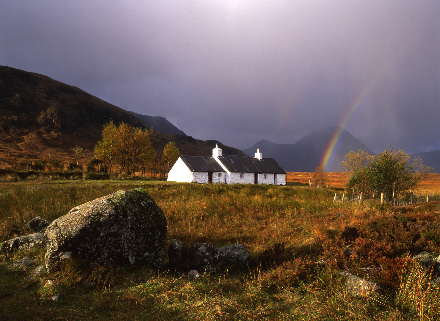 Glen_Nevis_Cottage_Rainbow_-_Flim_6_-_RVP_-_645nII