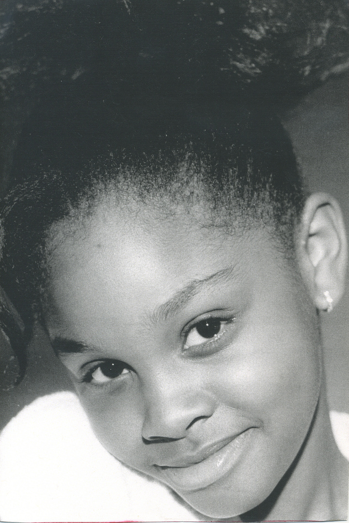 "LATOYA HOWELL-  CHILD ACTOR, ""THE ROSA PARKS STORY"""