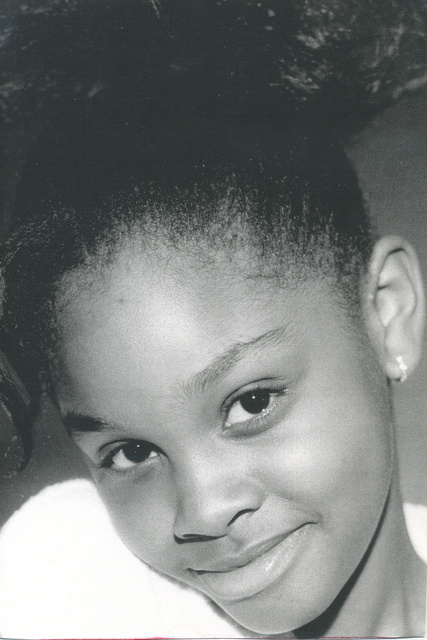 "LATOYA HOWELL -  CHILD ACTOR, ""THE ROSA PARKS STORY"""