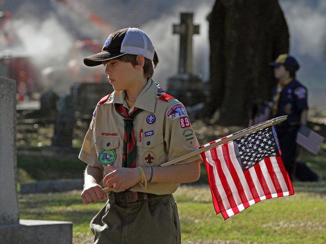 BSA - Veterans Day