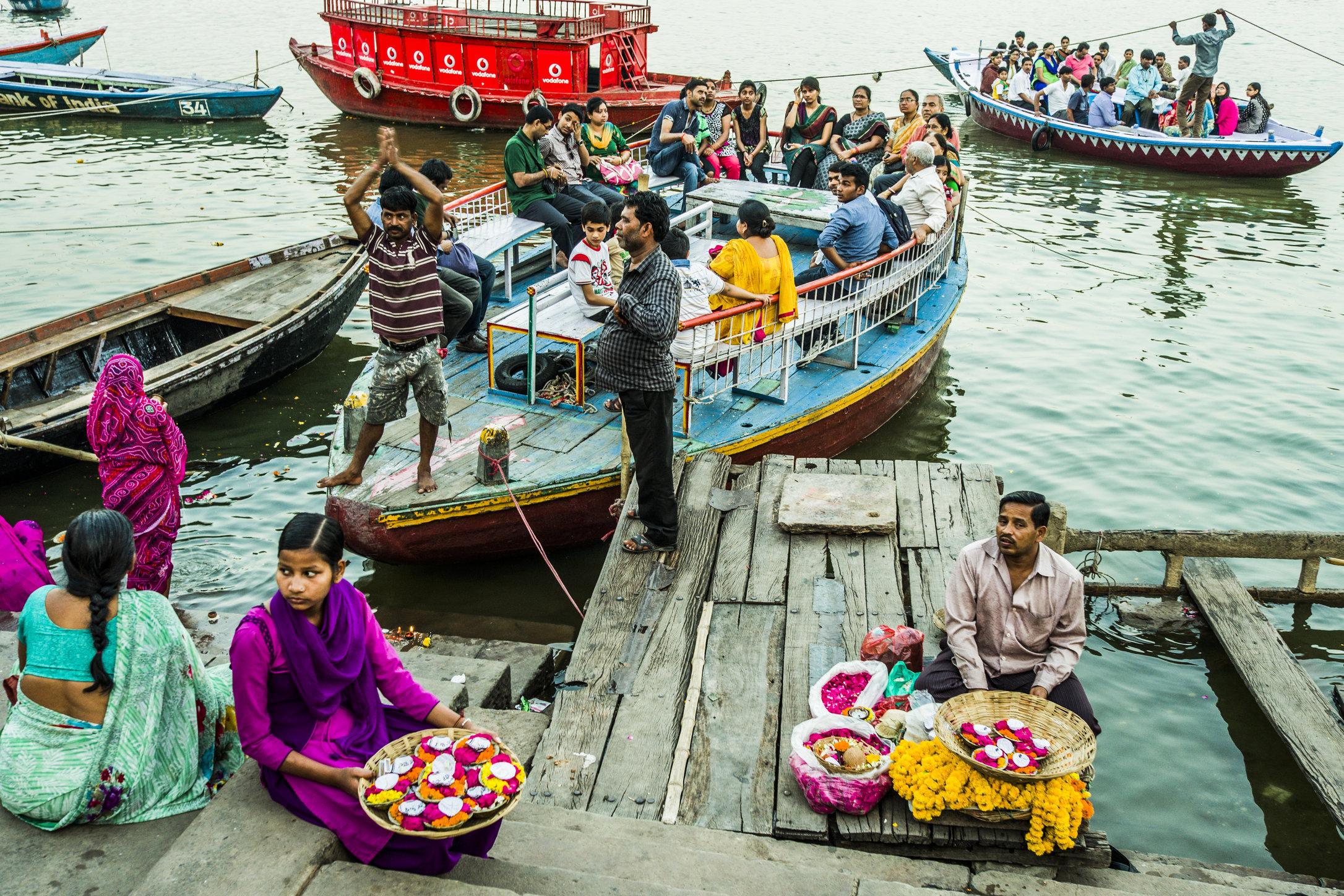 Varanasi, India. 2015.