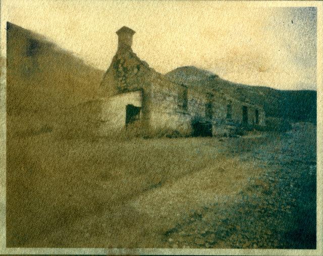 Larig Mor Ruin