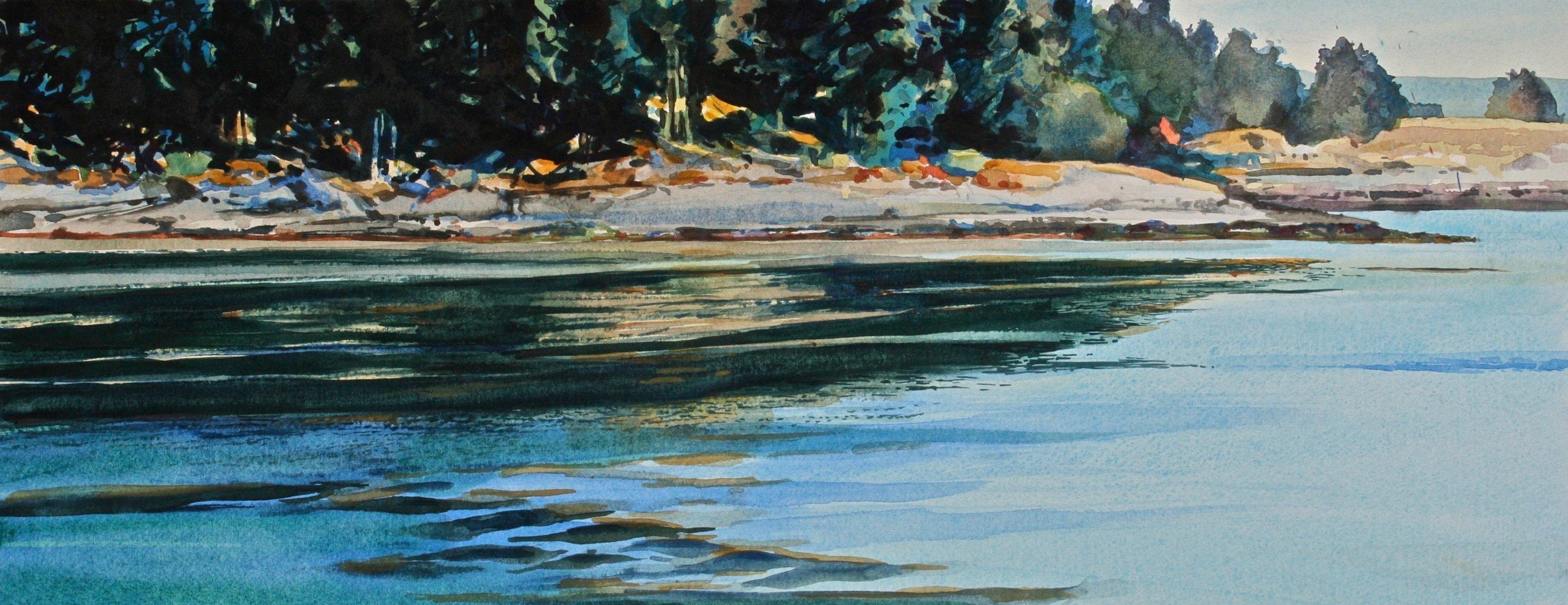 Porlier Pass Cove, Galiano.