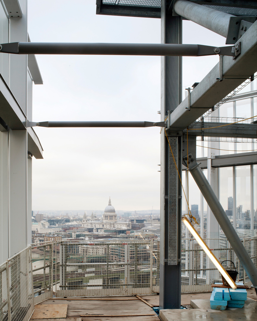 "The Place ""Baby Shard"", London. Renzo Piano Architects"