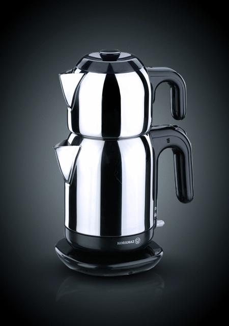 Demtez - Electrical Teapot - 2012