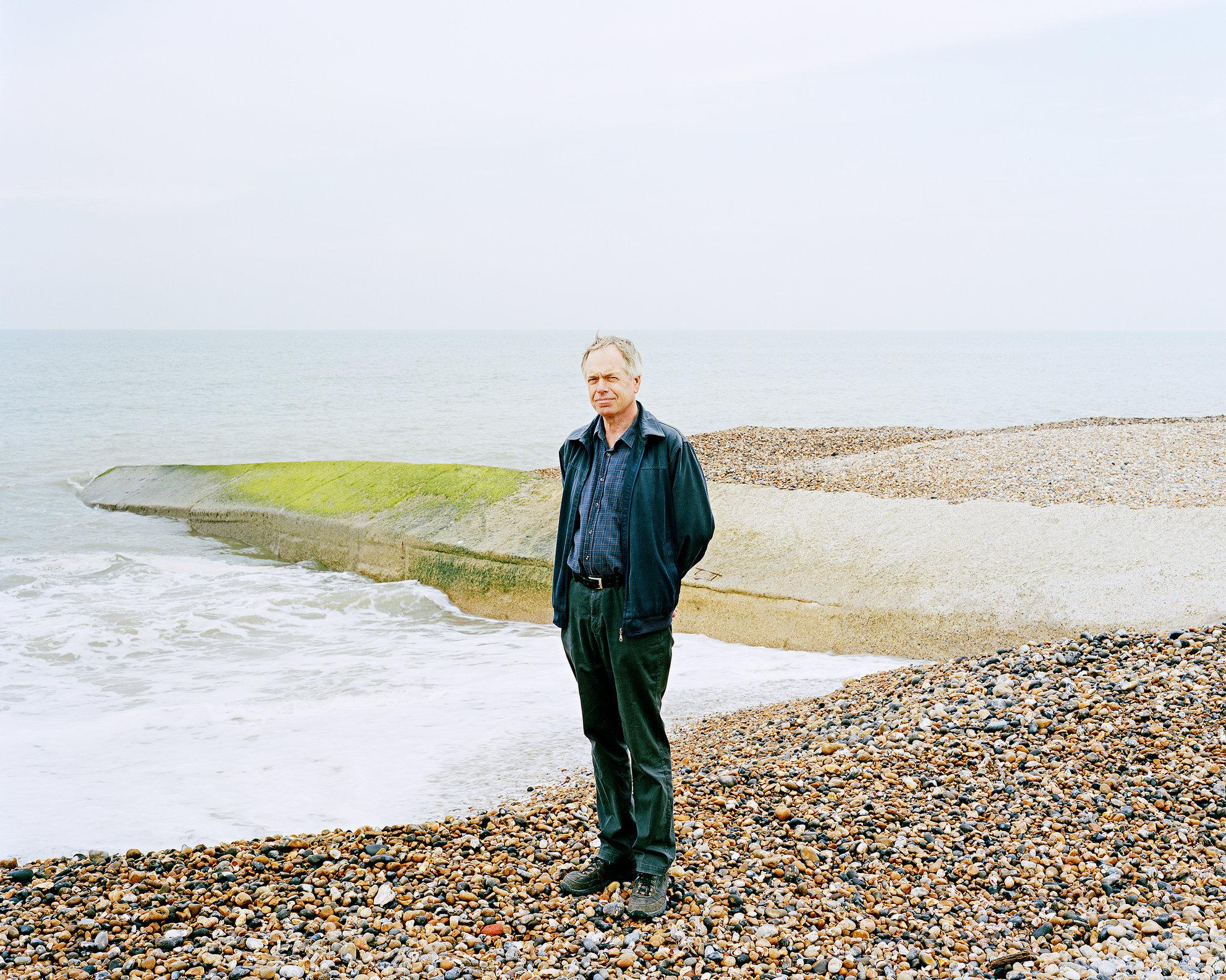 Martin Eade, Coast Protection Engineer, Brighton & Hove City Council.