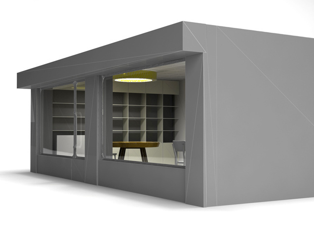 Rotbalans's Office Design