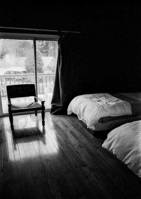 Chair By Sliding Door - Westhampton Beach, NY 2012