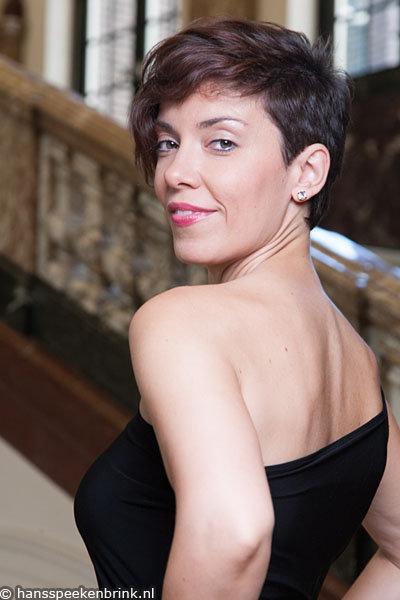 Ana Lains fado singer