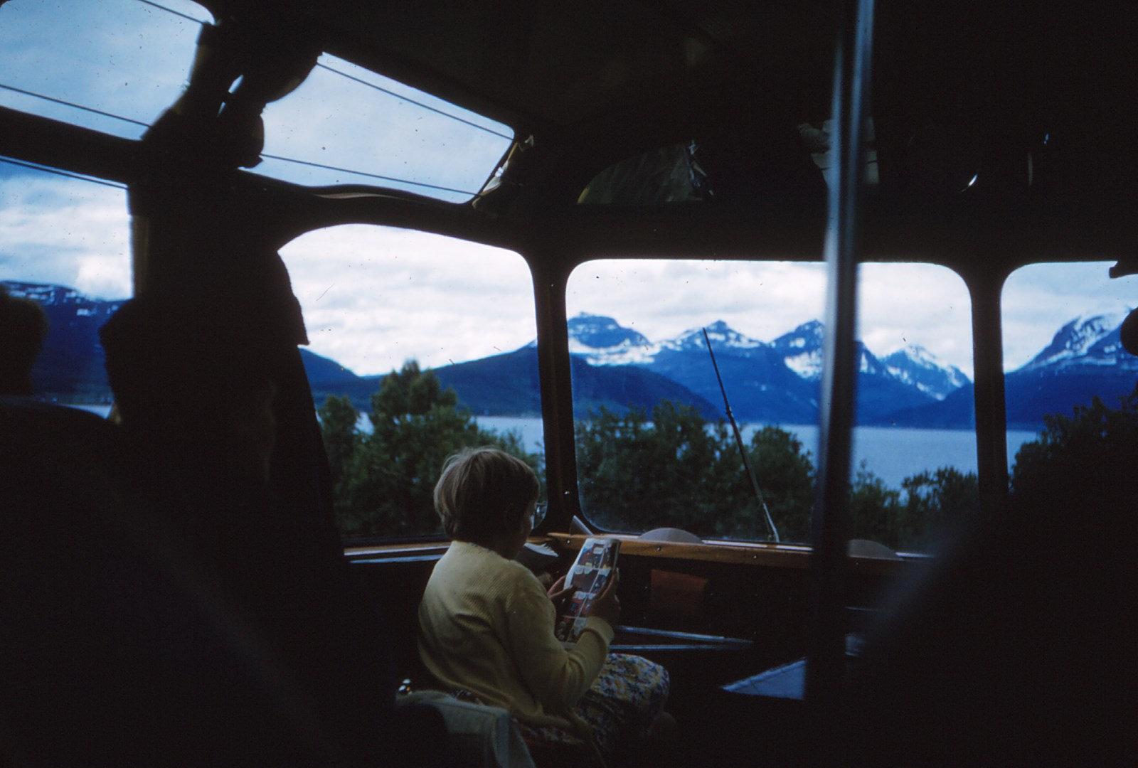 859 (7) Bus naar Tromsø