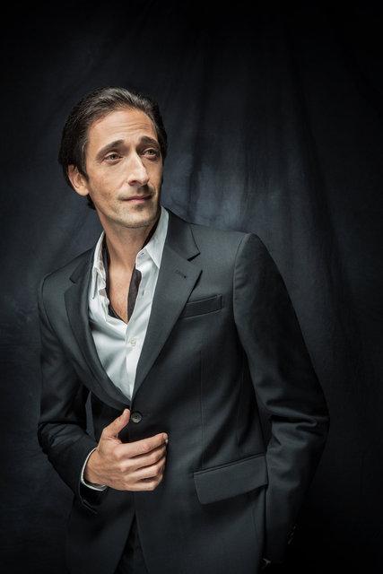 adrien brody, actor