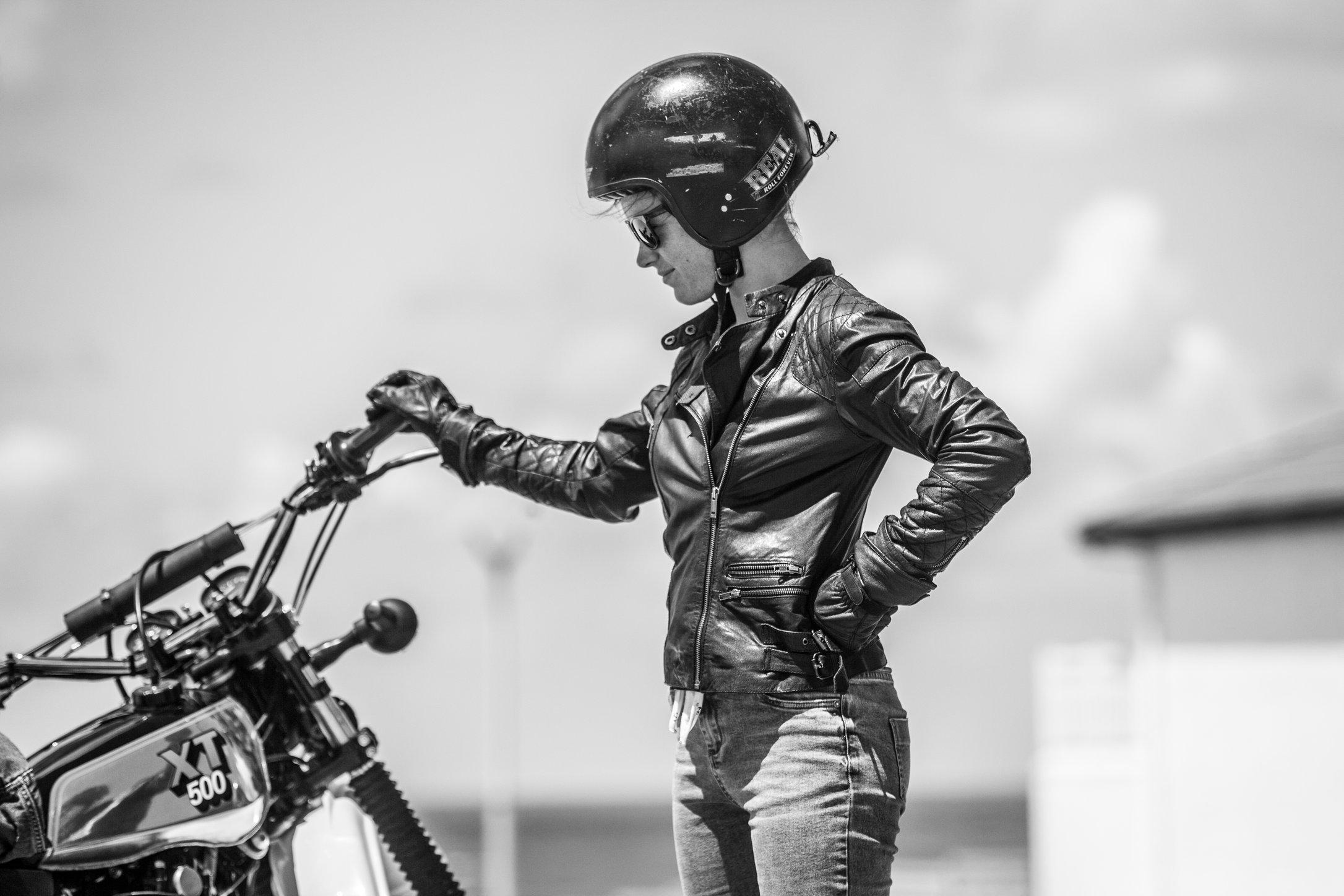 Get ready for a Ride   Yamaha XT 500