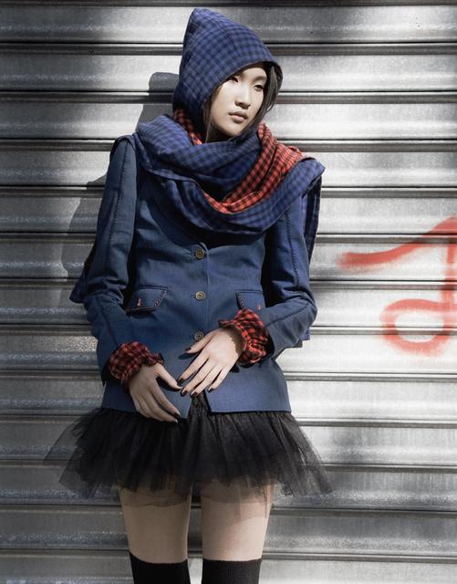 Série Nippon, ph: Cindy gravelat
