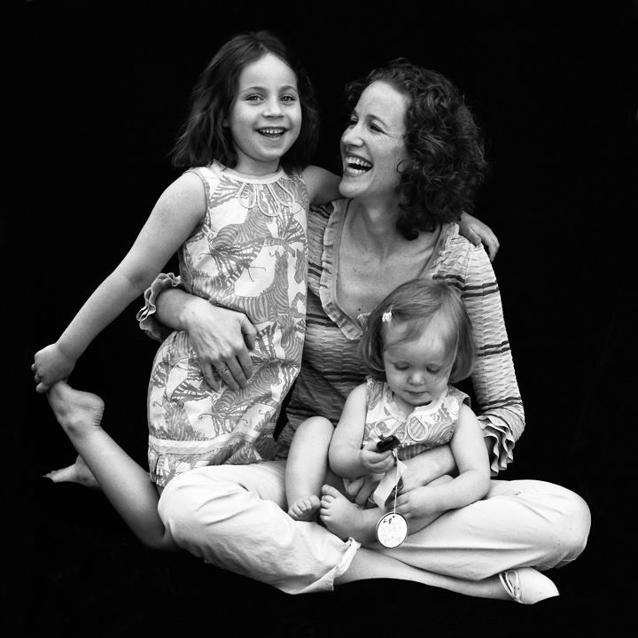 Jenny, Grace & Sasha
