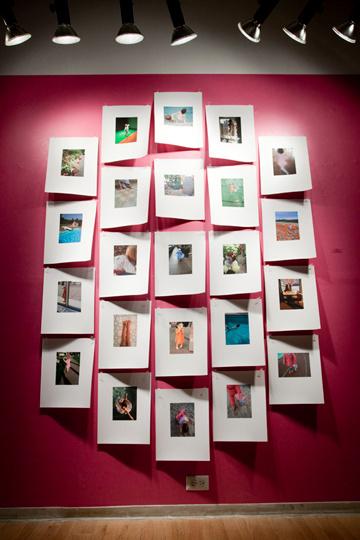 Girls - Schneider Gallery, Chicago, 2011