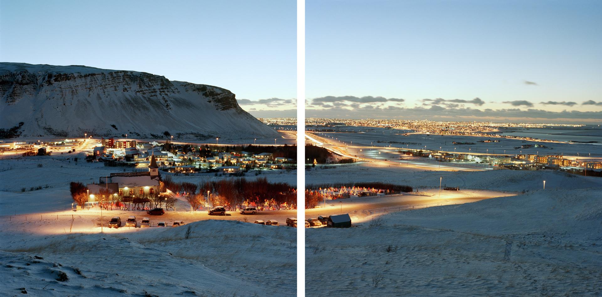 Iceland - Reykjavik, Lagafellskirkja