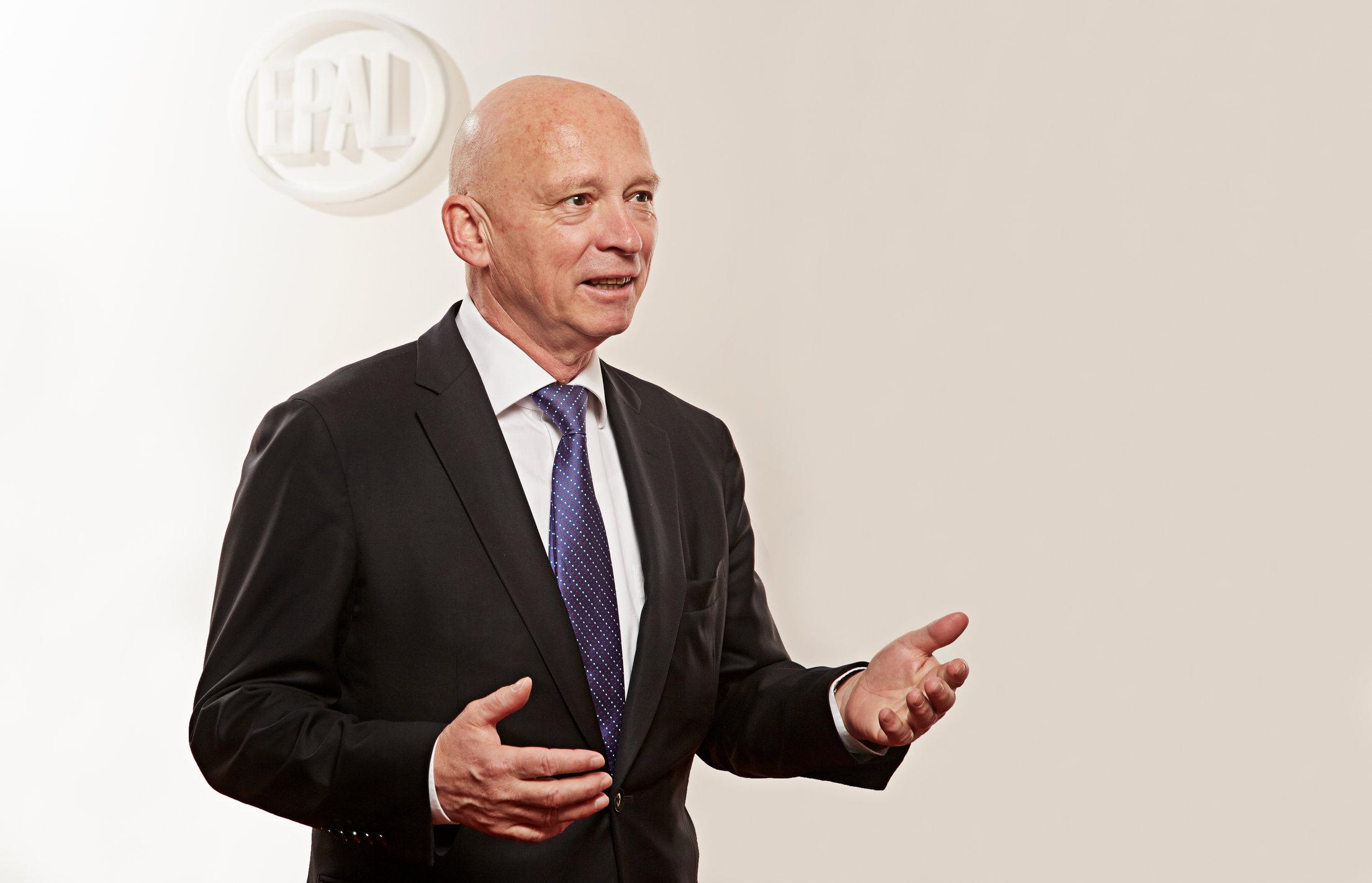 Robert Holliger, Präsident EPAL
