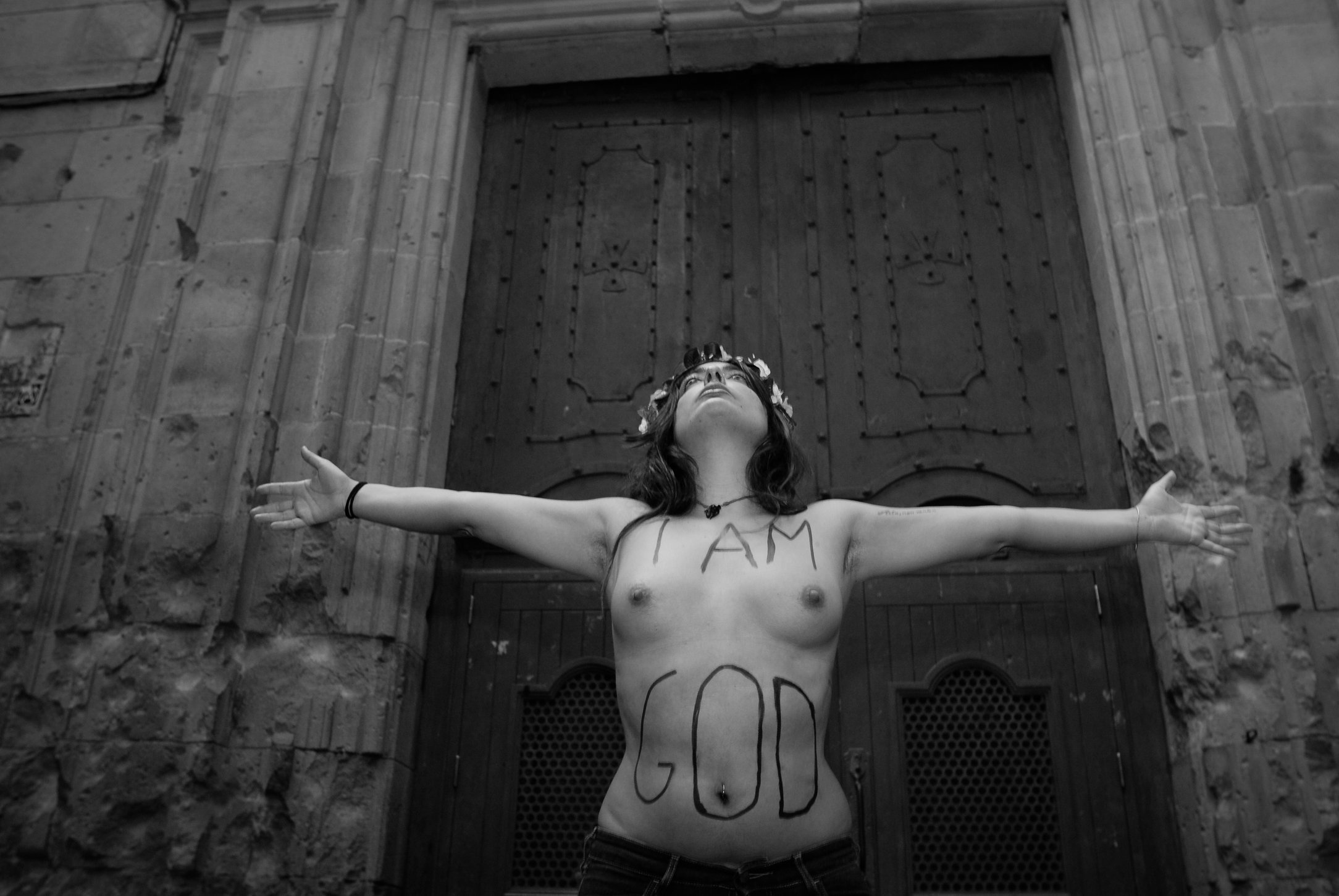 Femen Spain: The Naked War