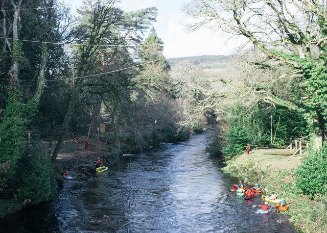 River Dart Country Park, Dartmoor