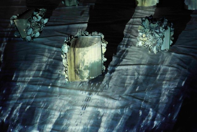 Jenny Pollak - The Immortals - installation detail (video still with sculptural element) 2.jpg