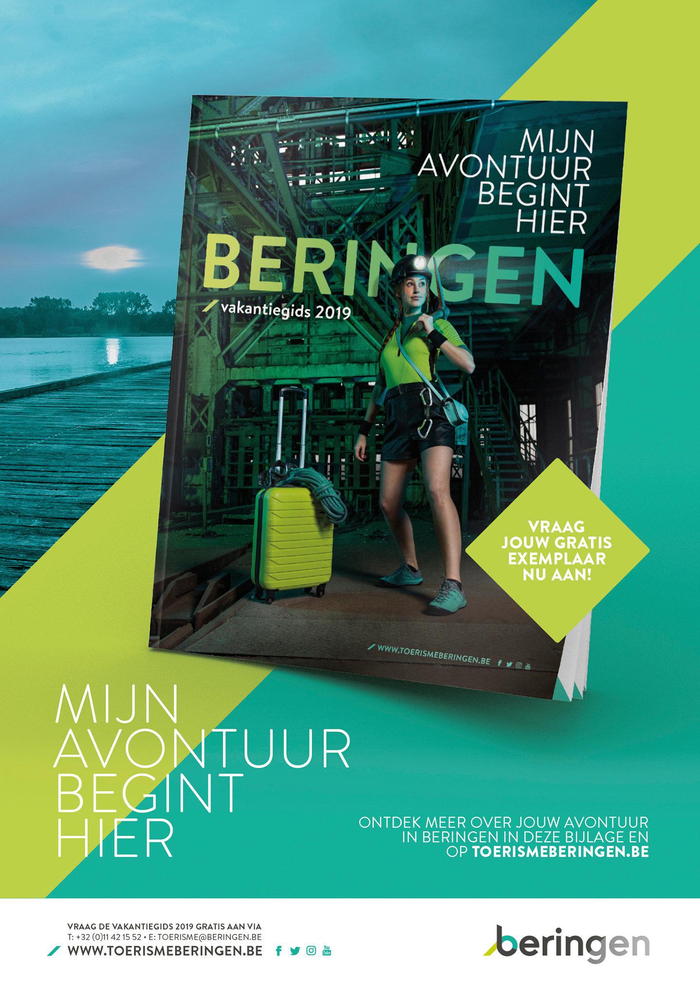 Toerisme Beringen i.s.m. Imagica