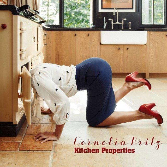 Cornelia Britz CD cover